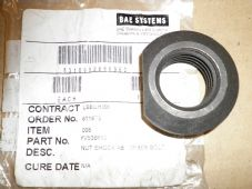 FV432. Shock absorber nut.